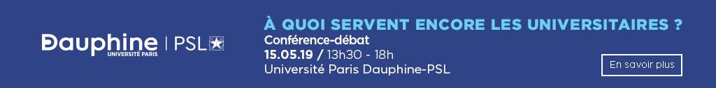 Site de l'Université Paris Dauphine-PSL